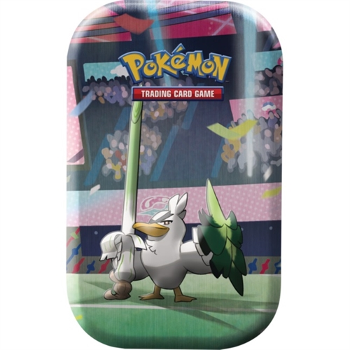 Pokemon kort - Galar Power Mini Tin - Galarian Sirfetch'd